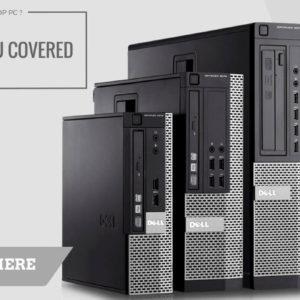 Σταθεροί υπολογιστές & Λάπτοπ