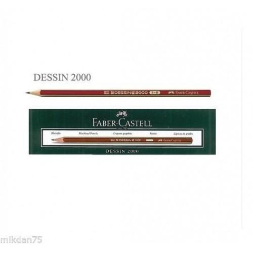 ΜΟΛΥΒΙ FABER CASTELL DESSIN 2000 ΗΒ 112300 ΣΥΣΚΕΥΑΣΙΑ